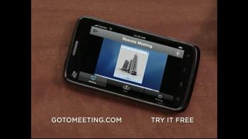 Go To Meeting HD Faces TV Spot, 'Building Relationships with GoToMeeting' - Thumbnail 7
