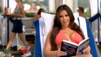 Visit California TV Spot Featuring Kim Kardashian and Betty White