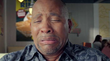 Long John Silver's Onion Rings TV Spot, 'Cryer'