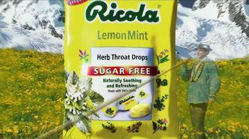 Ricola Sugar Free TV Spot  - Thumbnail 8
