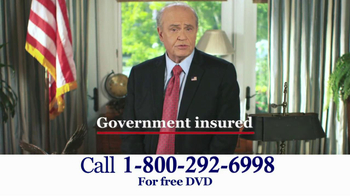 American Advisors Group TV Spot, 'Difficulties' Featuring Fred Thompson