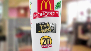 McDonald's Monopoly Game TV Spot, 'Fiat 500' - Thumbnail 9