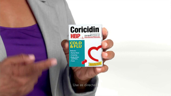 Coricidin HBP TV Spot, 'High Blood Pressure'