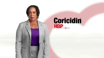 Coricidin HBP TV Spot, 'High Blood Pressure' - Thumbnail 3