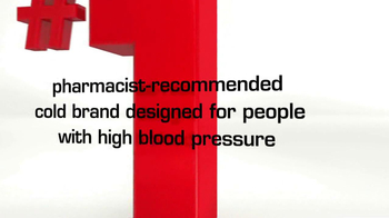 Coricidin HBP TV Spot, 'High Blood Pressure' - Thumbnail 5