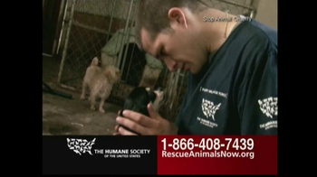Humane Society TV Spot, 'Rescue Animals Now' Featuring Wendie Malick - Thumbnail 5