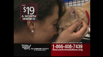 Humane Society TV Spot, 'Rescue Animals Now' Featuring Wendie Malick - Thumbnail 7