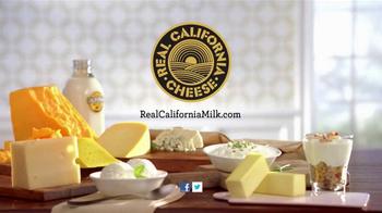 Real California Milk TV Spot, 'Shower Singer' - 972 commercial airings