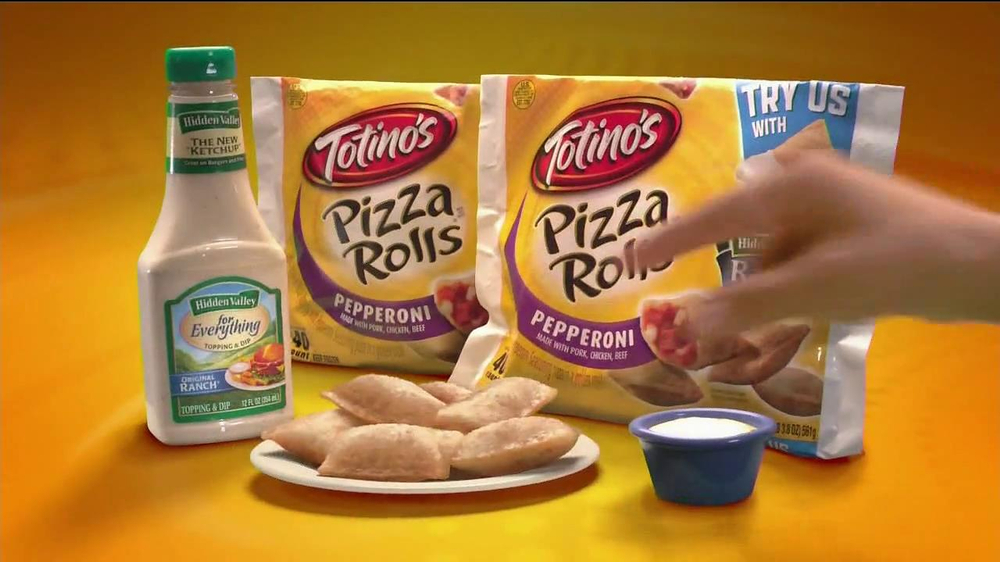 Totino's Pizza Rolls TV Commercial, 'Free Ranch' - iSpot.tv