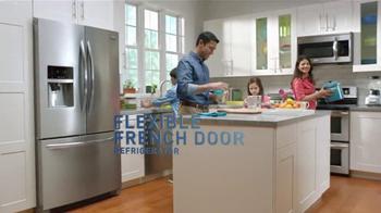 Frigidaire Flexible French-Door Refrigerator TV Spot - Thumbnail 6