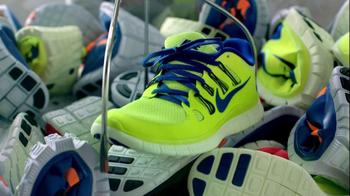 Nike Free TV Spot, 'Toy Claw' Featuring Ashton Eaton and Allyson Felix - Thumbnail 7