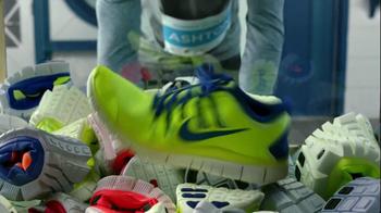 Nike Free TV Spot, 'Toy Claw' Featuring Ashton Eaton and Allyson Felix - Thumbnail 8