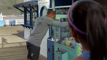 Nike Free TV Spot, 'Toy Claw' Featuring Ashton Eaton and Allyson Felix - Thumbnail 9