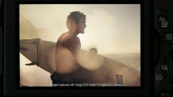 Canon EOS Rebel T5i TV Spot, 'Beautiful Dreamer' - Thumbnail 10