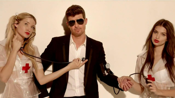 Beats Pill TV Spot, Song by Robin Thicke - Thumbnail 9