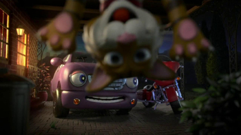 Chevron with Techron TV Spot, 'Strange Creatures' - Thumbnail 2