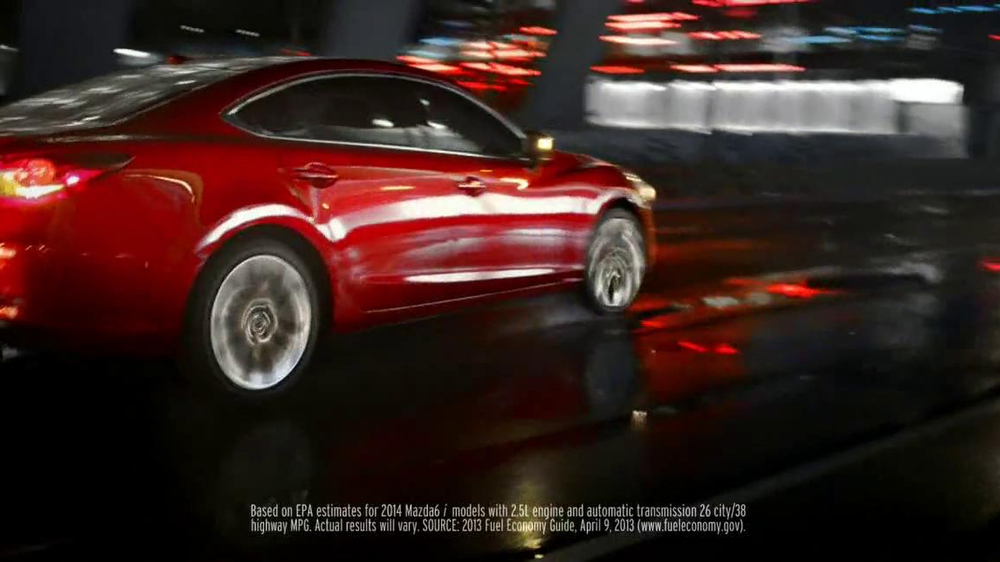 2014 Mazda6 TV Commercial, 'High Jump' Song By The Who
