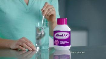 MiraLAX TV Spot, 'Big Red Bag' - Thumbnail 4