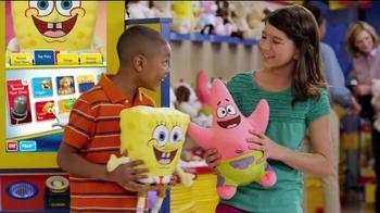 Build-A-Bear Workshop TV Spot, 'SpongeBob SquarePants'