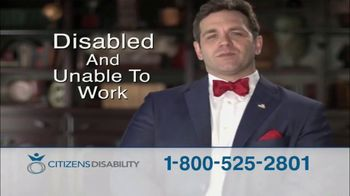 CitizensDisability TV Spot, 'Benefits'