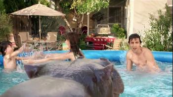 Kmart TV Spot, 'Hippo' - Thumbnail 6