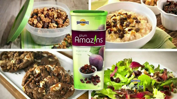 Sunsweet Plum Amazins TV Spot, 'Great on Anything' - Thumbnail 5