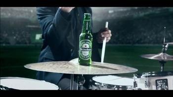 Heineken TV Spot, 'Champions League: Drums' - Thumbnail 1