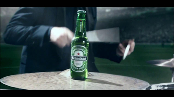 Heineken TV Spot, 'Champions League: Drums' - Thumbnail 2