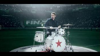 Heineken TV Spot, 'Champions League: Drums' - Thumbnail 4