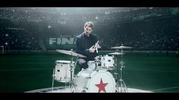Heineken TV Spot, 'Champions League: Drums' - Thumbnail 5