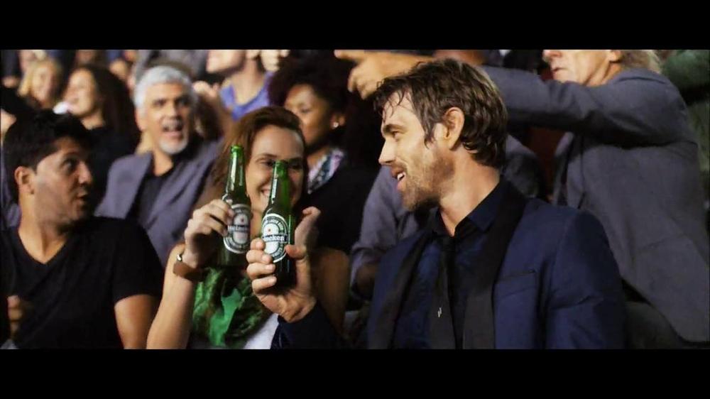 Heineken TV Commercial 'Champions League: Arrival' - iSpot.tv