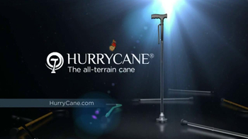 The HurryCane TV Spot, \'Spotlight\'