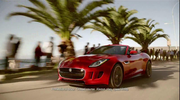 Jaguar F-Type TV Spot, 'It's Your Turn To Discover It' - Thumbnail 4