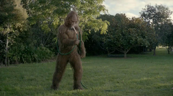 Jack Link's Beef Jerky TV Spot, 'Messin' with Sasquatch: Hose'