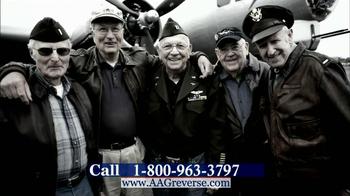 American Advisors Group TV Spot, 'Veterans of Life' - Thumbnail 3