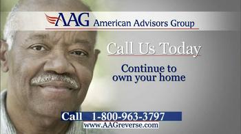 American Advisors Group TV Spot, 'Veterans of Life' - Thumbnail 7