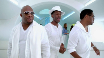 Old Navy TV Spot, 'In-Flight Entertainment' Featuring Boyz II Men