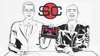 Watch ESPN App TV Spot, 'The Clutch Way to Watch with Xfinity TV'