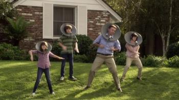 XFINITY TV Spot, 'Dishheads: No-Rain Dance'
