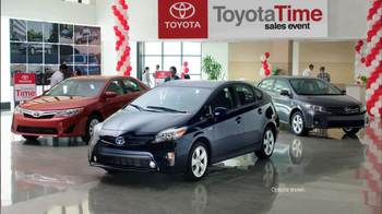 Toyota Time Sales Event TV Spot, 'Great Memory' - Thumbnail 3