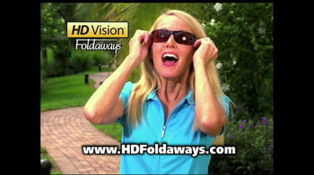HD Vision Foldaways TV Spot, 'Brighter and Clearer'