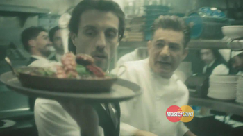 MasterCard World TV Spot, 'Priceless: Foodies' - Thumbnail 1