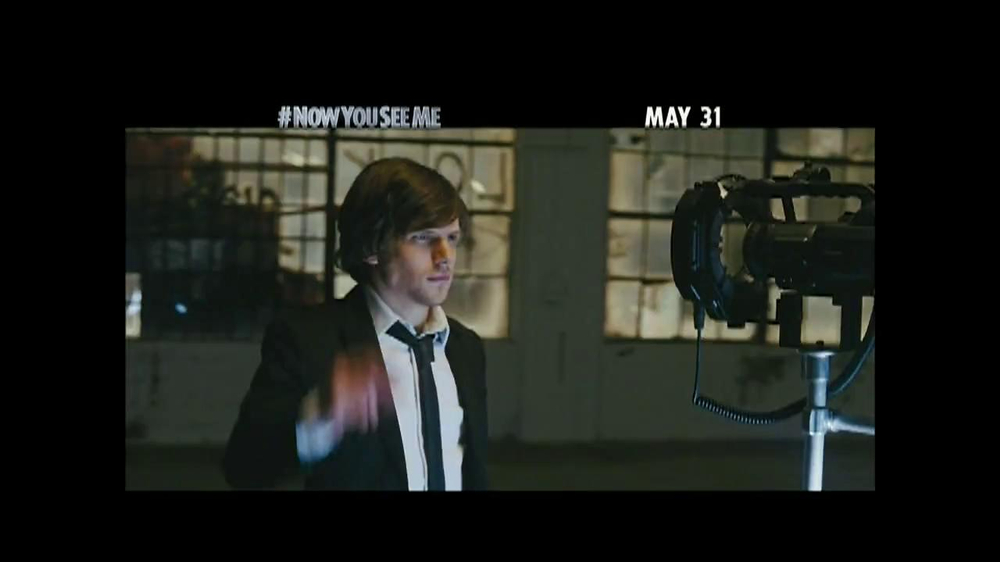 Now you see me tv movie trailer ispot tv