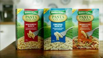 Hidden Valley Pasta Salad TV Spot
