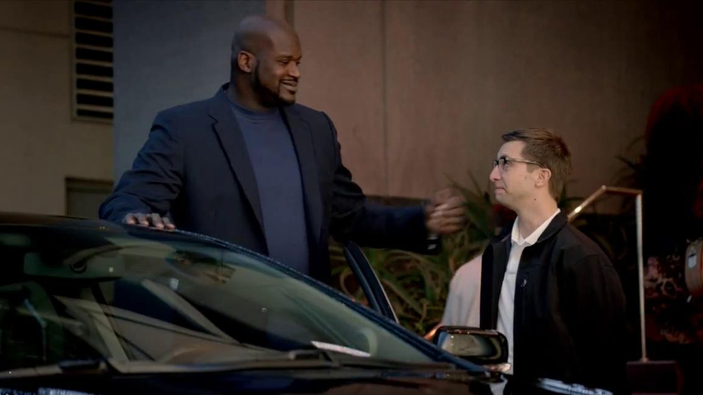 2013 buick lacrosse tv commercial 39 big 39 featuring shaquille o 39 ne. Cars Review. Best American Auto & Cars Review