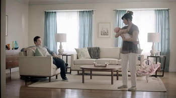 Chase Mobile App TV Spot, 'Baby' - Thumbnail 1