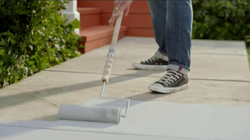 BEHR Paint DeckOver TV Spot, 'Dance Party' Song by Robert Parker - Thumbnail 4