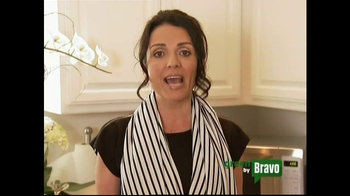 Green is Universal TV Spot, 'Bravo Green Tip' Featuring Jenni Pulos