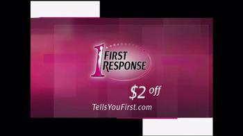 First Response TV Spot, 'Imagine' - Thumbnail 10