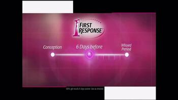 First Response TV Spot, 'Imagine' - Thumbnail 5